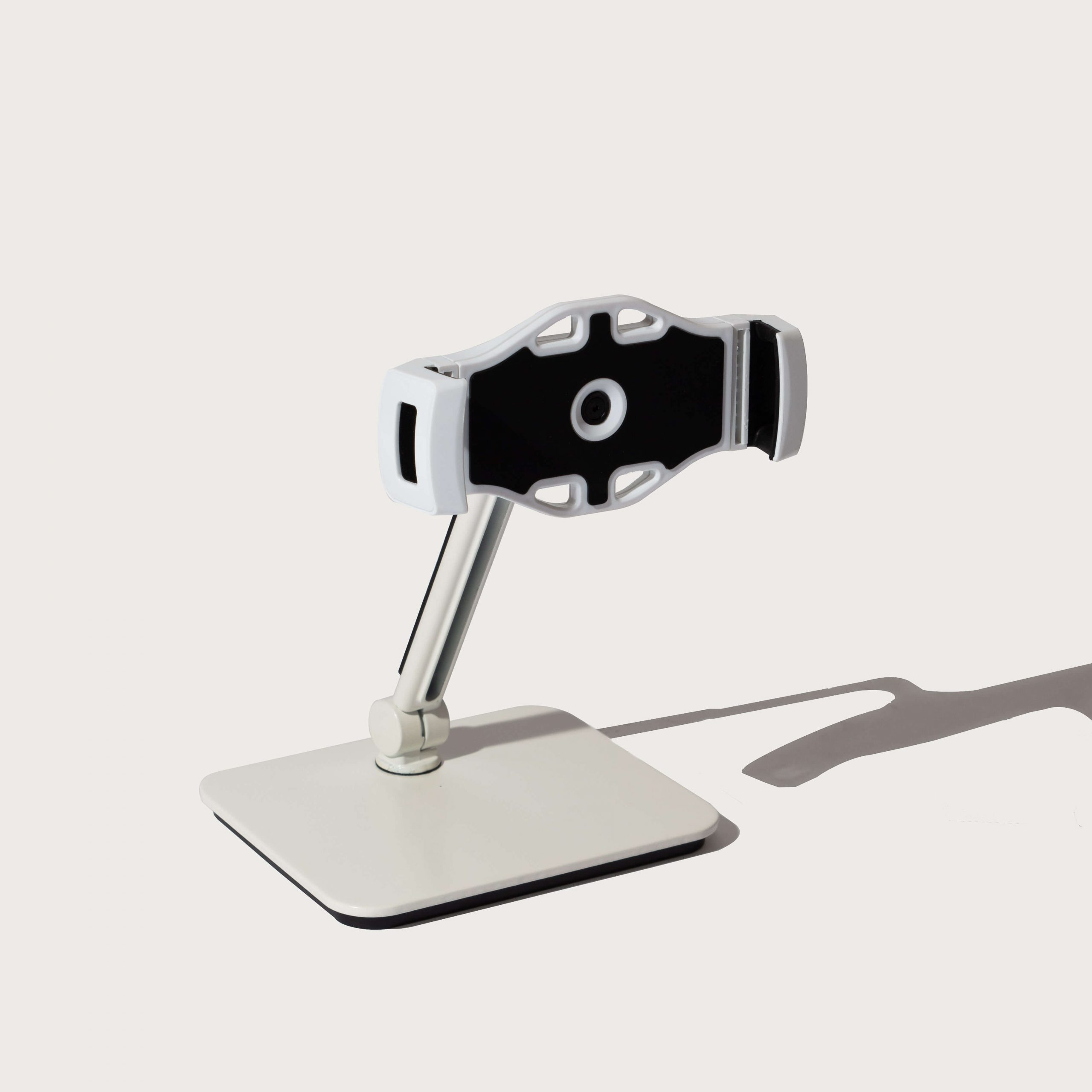 White Stance Easy360 Phone/Tablet Holder Right Angle