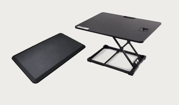The Essential Riser Bundle: Stance Pro/Basic and Anti-Fatigue Mat